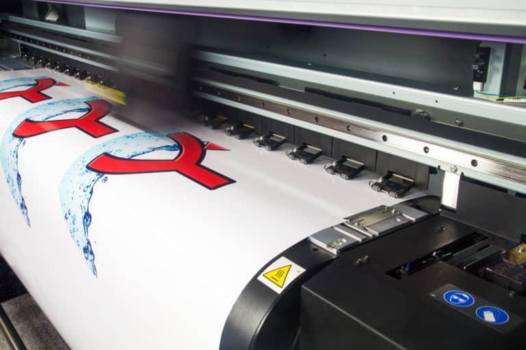 Digitaldruck - perfekt für Werbezwecke