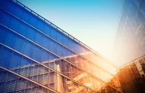 Sonnenschutzfolien: Gebäudeschutzfolien