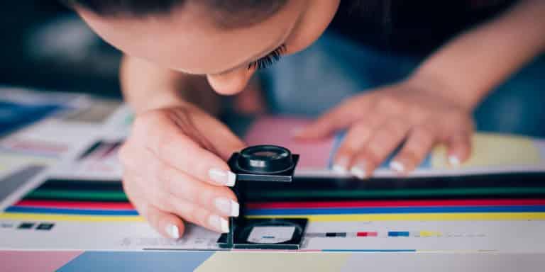 Werbetechnik: Druckmedien