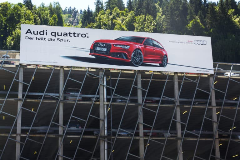Werbetechnik: Werbe- und Firmenschilder von Eckstein Foliensysteme in Weißenburg!